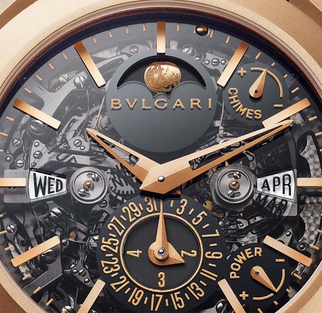 Nắm giữ nhiều kỷ lục thế giới, hãng đồng hồ cao cấp Bulgari lại tiếp tục tung ra cỗ máy thời gian phức tạp nhất từ trước tới giờ - Ảnh 3.
