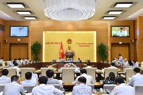 Thường vụ Quốc hội cho ý kiến về nhân sự cấp cao tại phiên họp 28 - Ảnh 1.