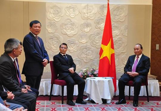 Được Thủ tướng tiếp, Chủ tịch Tập đoàn Tân Việt cho biết xe Vinfast ra là Vifon mua ngay - Ảnh 2.