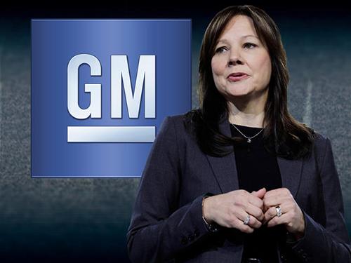 Nữ tướng đầu tiên của General Motors: Người đàn bà quyền lực khiến đấng mày râu kiêng mình kính nể  - Ảnh 2.