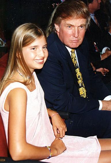 Ivanka Trump và nổ lực thoát khỏi cái bóng con gái tổng thống - Ảnh 1.