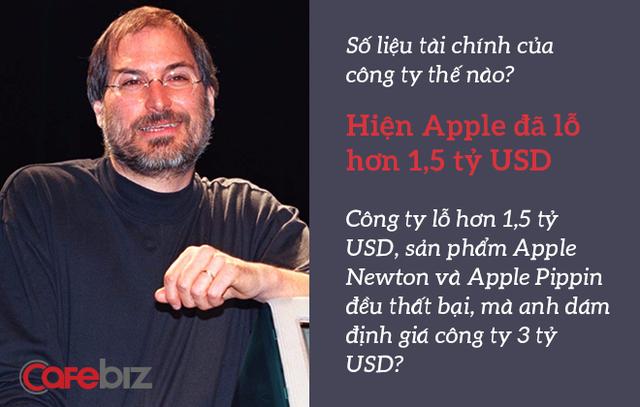 Nếu Steve Jobs gọi vốn trên Shark Tank Việt Nam, có lẽ Apple đã phá sản từ lâu, còn chúng ta vẫn đang xài Nokia cục gạch! - Ảnh 3.
