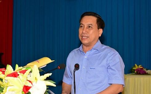Cách chức Chủ tịch UBND TP Trà Vinh - Ảnh 1.