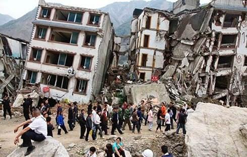 Vân Nam (Trung Quốc) xảy ra động đất mạnh 4,5 độ richter  - Ảnh 1.