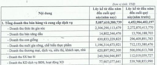 Dabaco báo lãi sau thuế 246 tỷ đồng trong 9 tháng, hoàn thành kế hoạch năm - Ảnh 2.