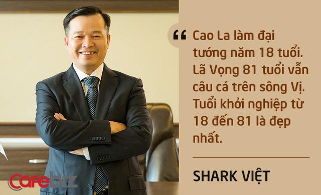 Những câu nói ấn tượng chưa từng xuất hiện trên sóng truyền hình của Shark Việt - vị cá mập khách mời nhưng cam kết rót tiền nhiều nhất Shark Tank - Ảnh 4.