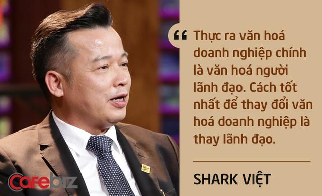 Những câu nói ấn tượng chưa từng xuất hiện trên sóng truyền hình của Shark Việt - vị cá mập khách mời nhưng cam kết rót tiền nhiều nhất Shark Tank - Ảnh 10.