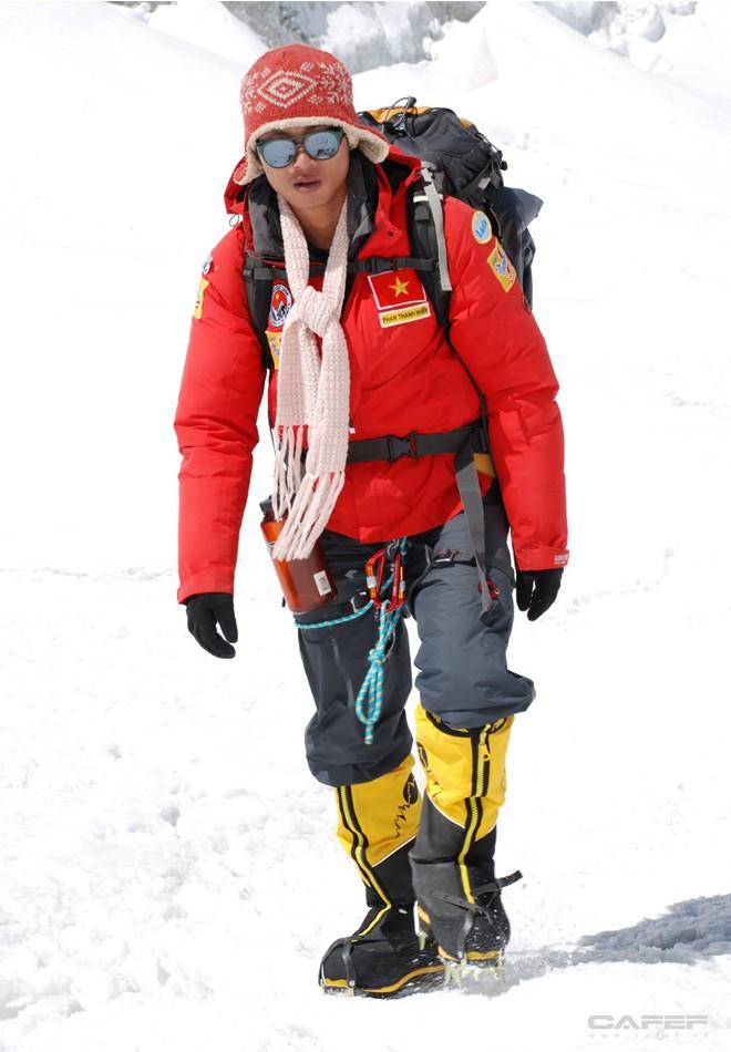 """Người Việt Nam vượt 4 sa mạc khắc nghiệt thế giới, chinh phục đỉnh Everest và tinh thần """"không gì là không thể"""" - Ảnh 3."""