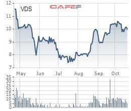 Chứng khoán Rồng Việt (VDSC): Tự doanh kém sắc, lãi ròng 9 tháng giảm về 76 tỷ đồng - Ảnh 2.