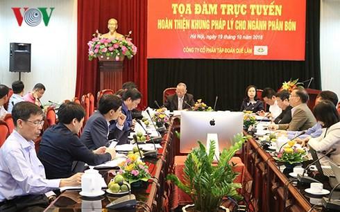 """Giá phân bón ở Việt Nam rất cao vì phải """"gánh"""" nhiều tầng đại lý - Ảnh 1."""