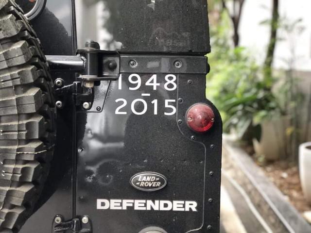 Hàng siêu hiếm Land Rover Defender 1948-2015 X-Spec Edition về tay đại gia Hải Phòng - Ảnh 6.