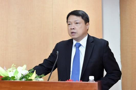 Sếp cũ VietinBank lên nắm Quyền Chánh thanh tra, giám sát ngân hàng NHNN - Ảnh 1.