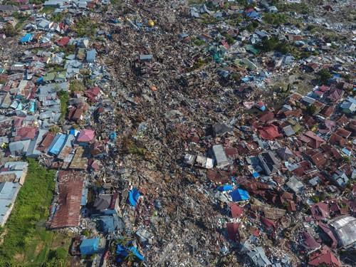 Trận sóng thần lạ lùng - Ảnh 1.