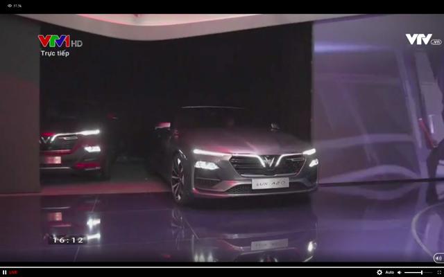 [Cập nhật] VinFast ra mắt xe tại Paris Motor Show 2018 - Ảnh 1.