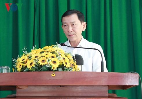 Cần Thơ tổ chức thi tuyển chức danh Phó Giám đốc Sở Tư pháp - Ảnh 1.