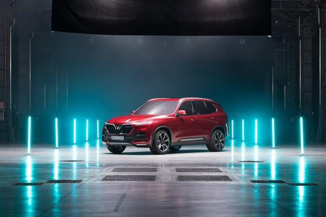 CafeF sẽ truyền hình trực tiếp sự kiện VinFast ra mắt xe tại Paris Motor Show 2018 - Ảnh 3.