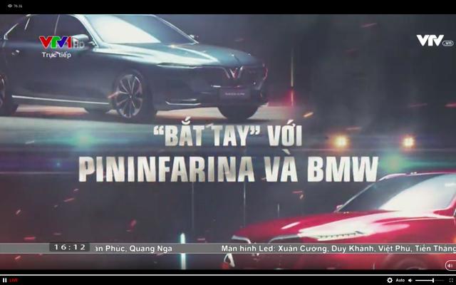 [Cập nhật] VinFast ra mắt xe tại Paris Motor Show 2018 - Ảnh 7.