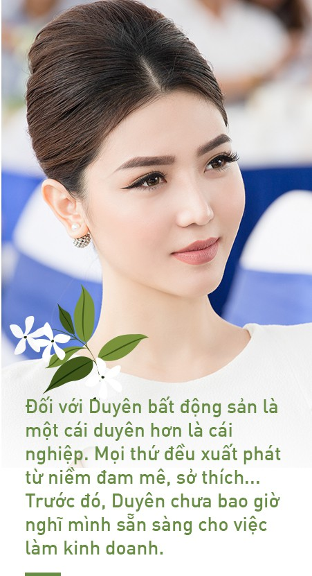 Ngọc Duyên: Từ nữ hoàng sắc đẹp đến người phụ nữ đam mê bất động sản - Ảnh 2.