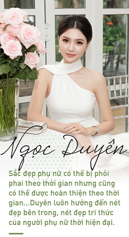 Ngọc Duyên: Từ nữ hoàng sắc đẹp đến người phụ nữ đam mê bất động sản - Ảnh 6.