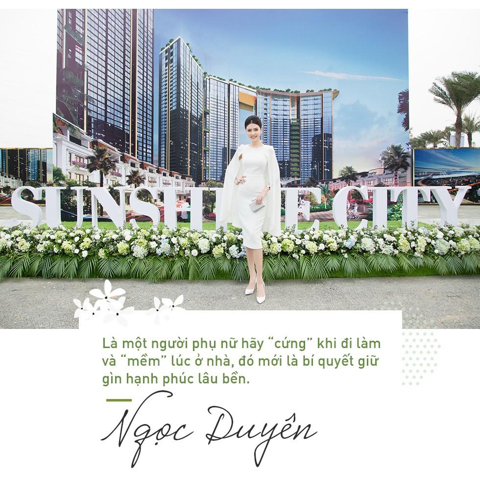 Ngọc Duyên: Từ nữ hoàng sắc đẹp đến người phụ nữ đam mê bất động sản - Ảnh 9.
