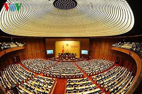 Hôm nay, Quốc hội khai mạc Kỳ họp 6, trình nhân sự bầu Chủ tịch nước - Ảnh 1.