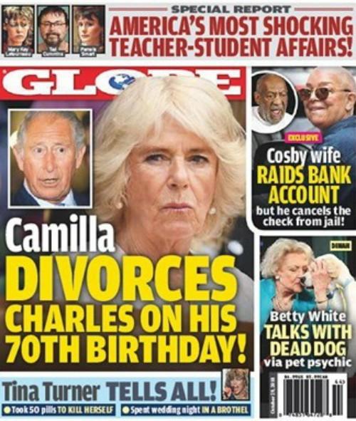 Bà Camilla thúc giục ly hôn Thái tử Charles, đòi 400 triệu USD để giữ bí mật hoàng gia - Ảnh 1.