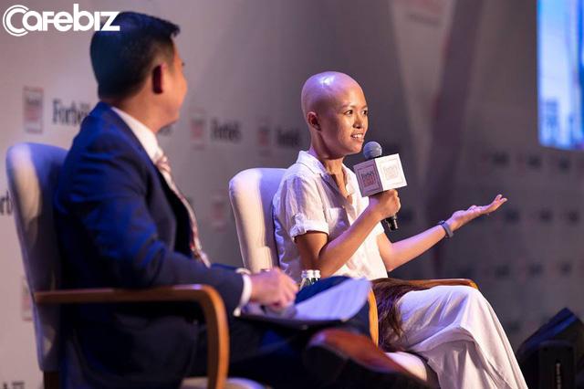 Mái tóc giả của Nữ hoàng startup Thủy Muối và hành trình chống ung thư: Chúng ta cần phải sống đủ lâu để biết lý do là gì! - Ảnh 1.