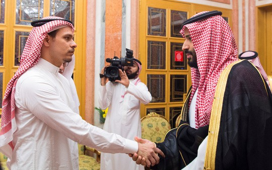 Vụ nhà báo Ả Rập Saudi bị sát hại: Thi thể bị hủy mặt cuộn trong tấm thảm - Ảnh 2.