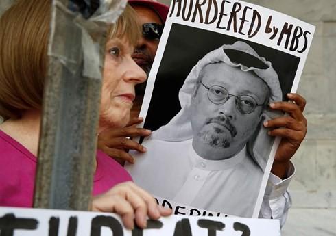 Mỹ thu hồi thị thực 21 nghi phạm vụ sát hại nhà báo Khashoggi - Ảnh 1.