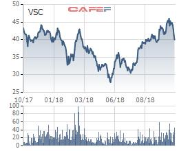 Viconship (VSC) báo lãi trước thuế 288 tỷ đồng trong 9 tháng đầu năm, vượt 3% kế hoạch năm - Ảnh 2.