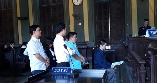 Xét xử vụ án thất thoát tại BIDV Tây Sài Gòn: Lằng nhằng tài sản thế chấp - Ảnh 1.