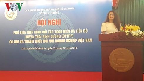 Hiệp định CPTPP: Cơ hội mở rộng thị trường xuất khẩu cho DN Việt Nam - Ảnh 1.