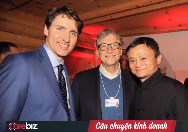 Từng ghét cay ghét đắng nhưng rồi lại thân thiết với Bill Gates, điều gì khiến Jack Ma thay đổi chóng mặt đến vậy? - Ảnh 1.