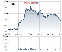 ĐHĐCĐ The PAN Group: Thông qua phương án chia cổ phiếu thưởng tỷ lệ 25%, khóa room ngoại ở 49% - Ảnh 1.