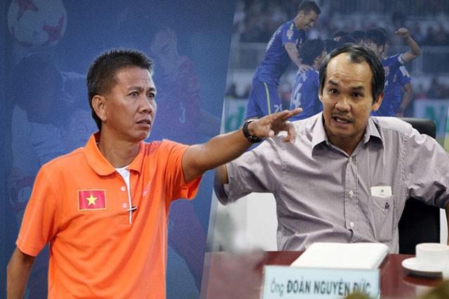 NHM ủng hộ bầu Đức, khuyên HLV Hoàng Anh Tuấn chia tay U19 Việt Nam - Ảnh 1.
