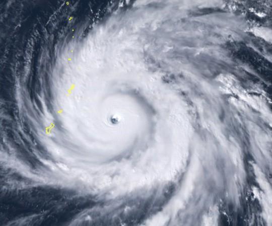 Mùa bão dữ dội ở Thái Bình Dương - Ảnh 2.