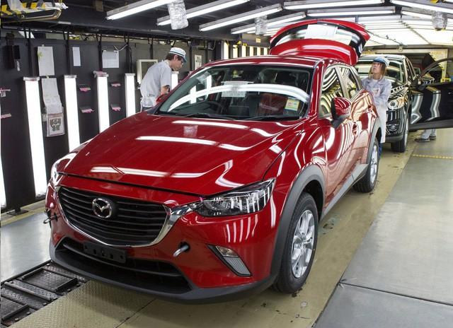 THACO sẽ lắp ráp thêm một dòng xe Mazda tại Việt Nam ngay trong năm sau - Ảnh 3.