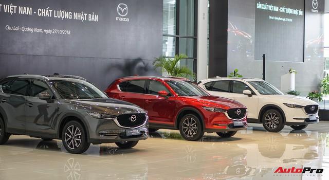 THACO sẽ lắp ráp thêm một dòng xe Mazda tại Việt Nam ngay trong năm sau - Ảnh 8.