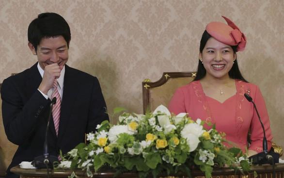 Hôm nay công chúa Nhật Bản kết duyên với thường dân, chấp nhận rời hoàng tộc cùng khoản tiền mừng cưới 22 tỷ đồng - Ảnh 3.