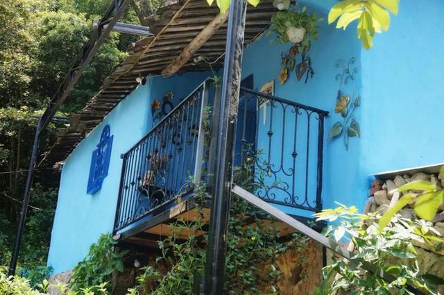 Ngôi nhà trên núi đẹp như tranh vẽ và cuộc sống bình lặng của cô gái tự nhận mình là cô bé Lọ Lem - Ảnh 4.
