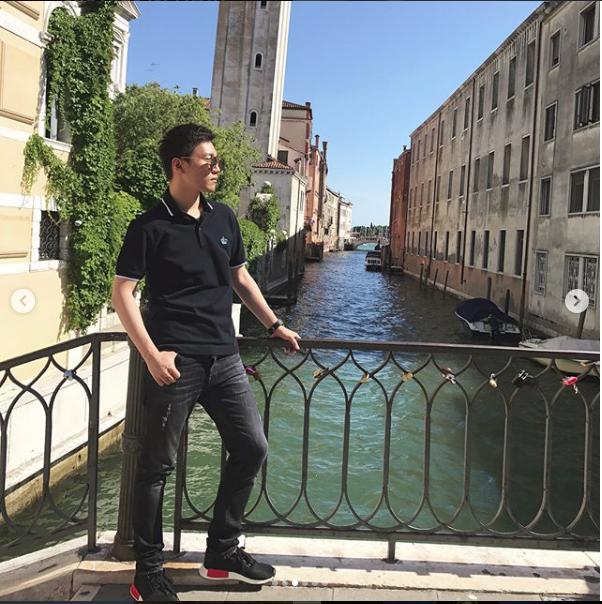 Cuộc sống phong phú của con trai tỷ phú mới nhận chức tân chủ tịch CLB Milan Steven Zhang - Ảnh 13.