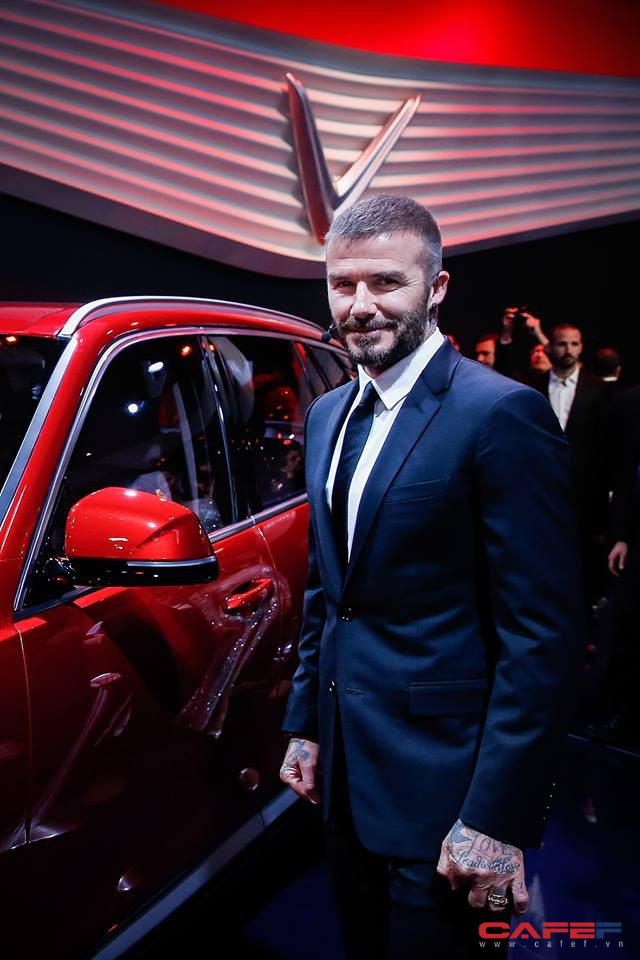 David Beckham đăng dòng cảm nhận đầu tiên về xe VinFast trên trang fanpage hơn 50 triệu lượt thích, thu hút hàng nghìn lượt bình luận - Ảnh 1.
