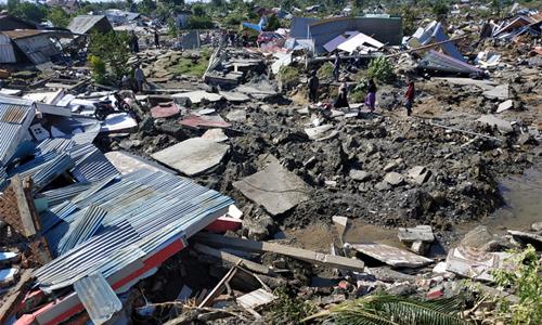Việt Nam viện trợ 100.000 USD giúp Indonesia khắc phục hậu quả động đất - Ảnh 1.