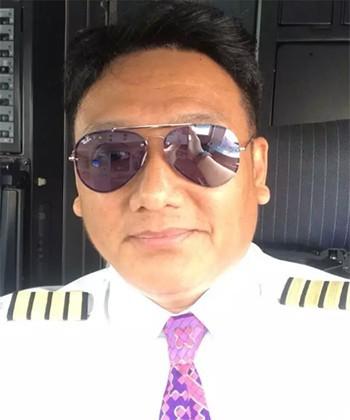 Người dân Indonesia bật khóc khi nghe kể lại phút cuối của nhân viên không lưu anh hùng - Ảnh 1.
