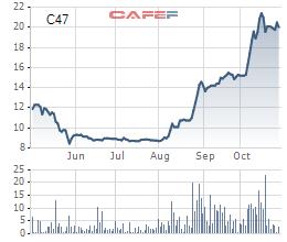 C47: 9 tháng lãi ròng giảm về 24 tỷ, biên lợi nhuận gộp cải thiện sau vài tháng tái cấu trúc - Ảnh 2.