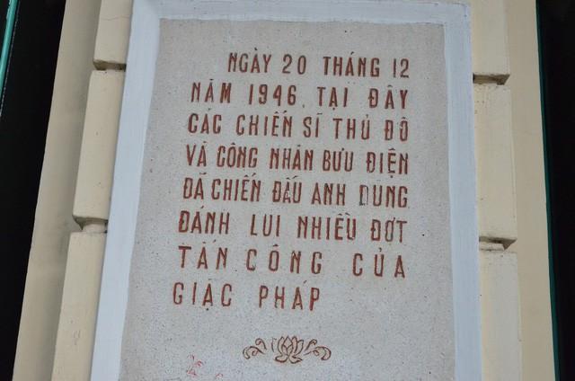 """Bưu điện Hà Nội: Cột mốc số 0 trong lòng người Thủ đô đã bị """"khai tử"""" - Ảnh 2."""
