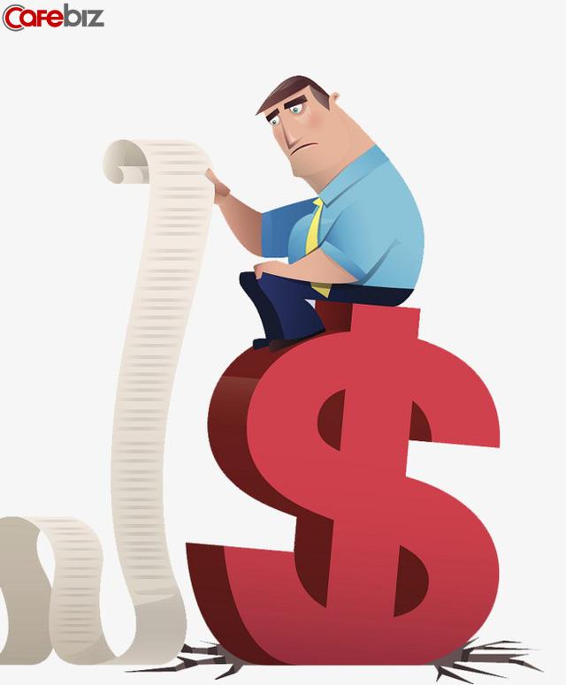 Sống ở đời, phải minh mẫn đối mặt với 3 vấn đề lớn nhất mà ai ai cũng gặp: mượn tiền - thanh toán hoá đơn - gửi tiền - Ảnh 2.