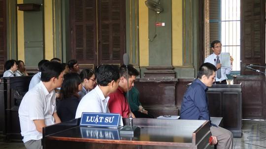Nguyên trưởng phòng BIDV Tây Sài Gòn và đồng phạm lãnh án - Ảnh 1.