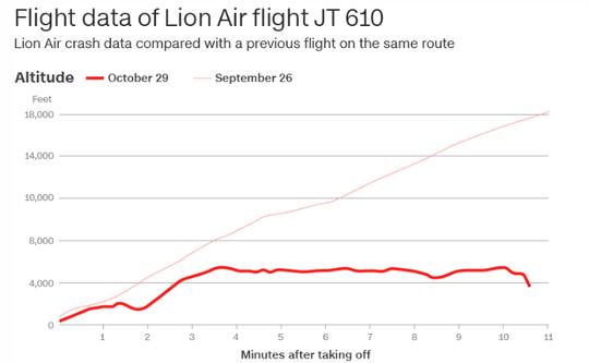Rơi máy bay Indonesia: Chiếc Boeing tông phải bom mưa? - Ảnh 1.