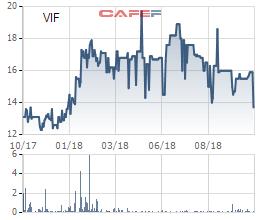 Vinafor nhận 538 tỷ đồng lợi nhuận từ công ty liên kết, 9 tháng hoàn thành 76% kế hoạch lợi nhuận cả năm - Ảnh 3.